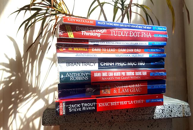Review 5 cuốn sách kinh doanh nổi bậc nhất năm 2020