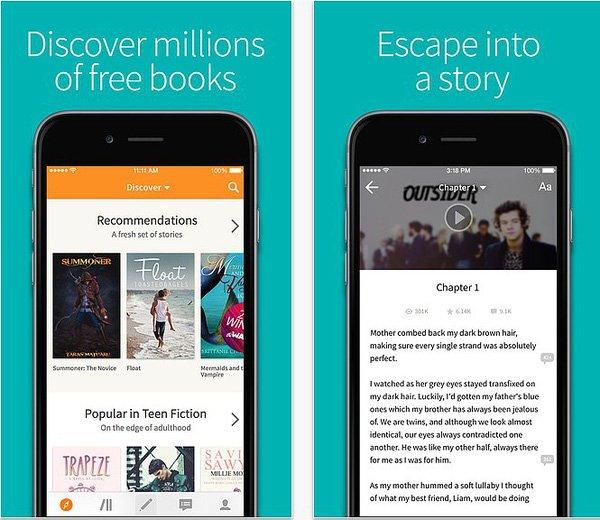 Tổng hợp những app đọc sách miễn phí ios dành cho dân mọt sách