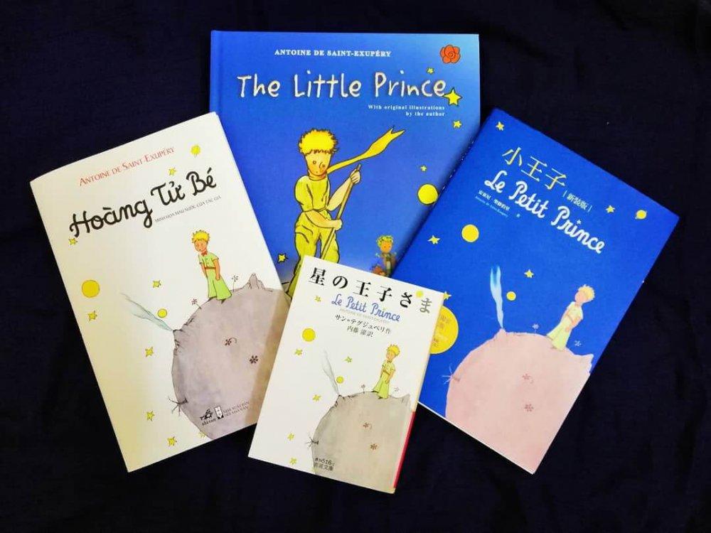 Review sách hoàng tử bé được nhiều bạn trẻ đón đọc hiện nay