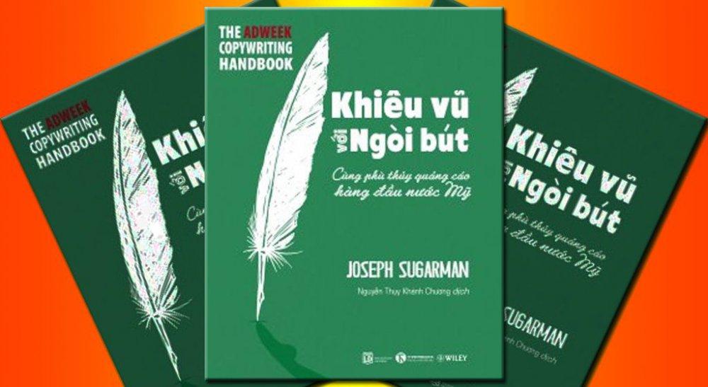 Review sách khiêu vũ với ngòi bút hay và được nhiều người đọc