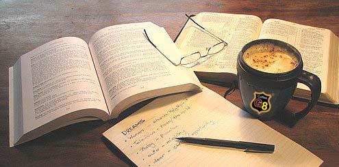 G8coffee | Lặng lẽ một góc cà phê sách