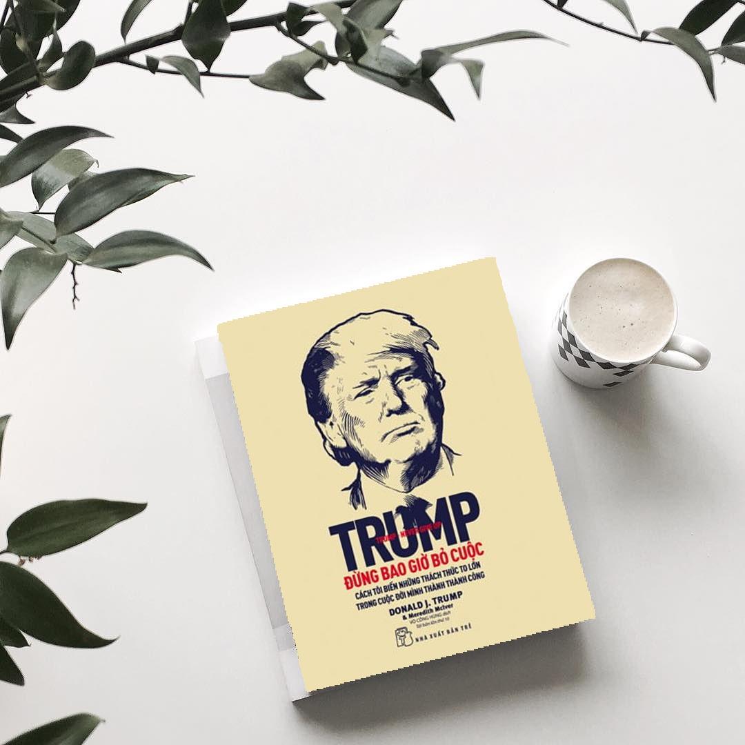 Nếu bạn muốn giàu như Donald J. Trump hãy đọc cuốn sách này - FAHASA.COM