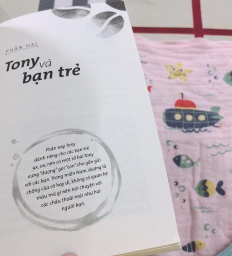 Trích đoạn trong cuốn sách của Tony Buổi sáng