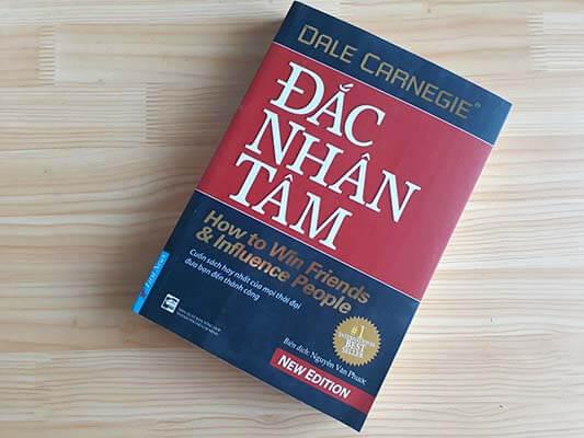 Review sách Đắc Nhân Tâm - Dale Carnegie - Reviewsach.net ✓