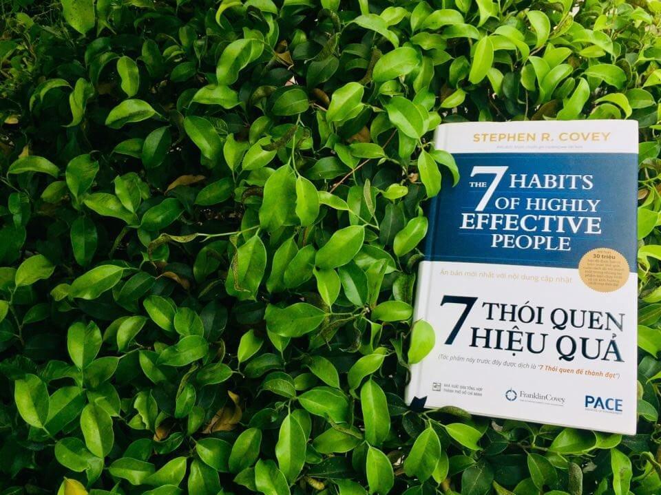 """Review sách """"7 Thói Quen Để Thành Đạt"""" của Stephen R. Covey - Notebook.vn"""