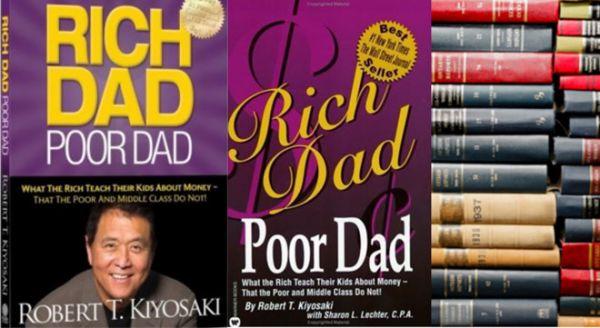 Review sách Cha Giàu Cha Nghèo