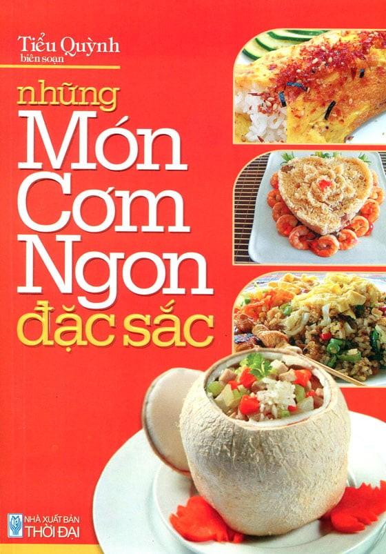 Sách Những Món Cơm Ngon Đặc Sắc - FAHASA.COM