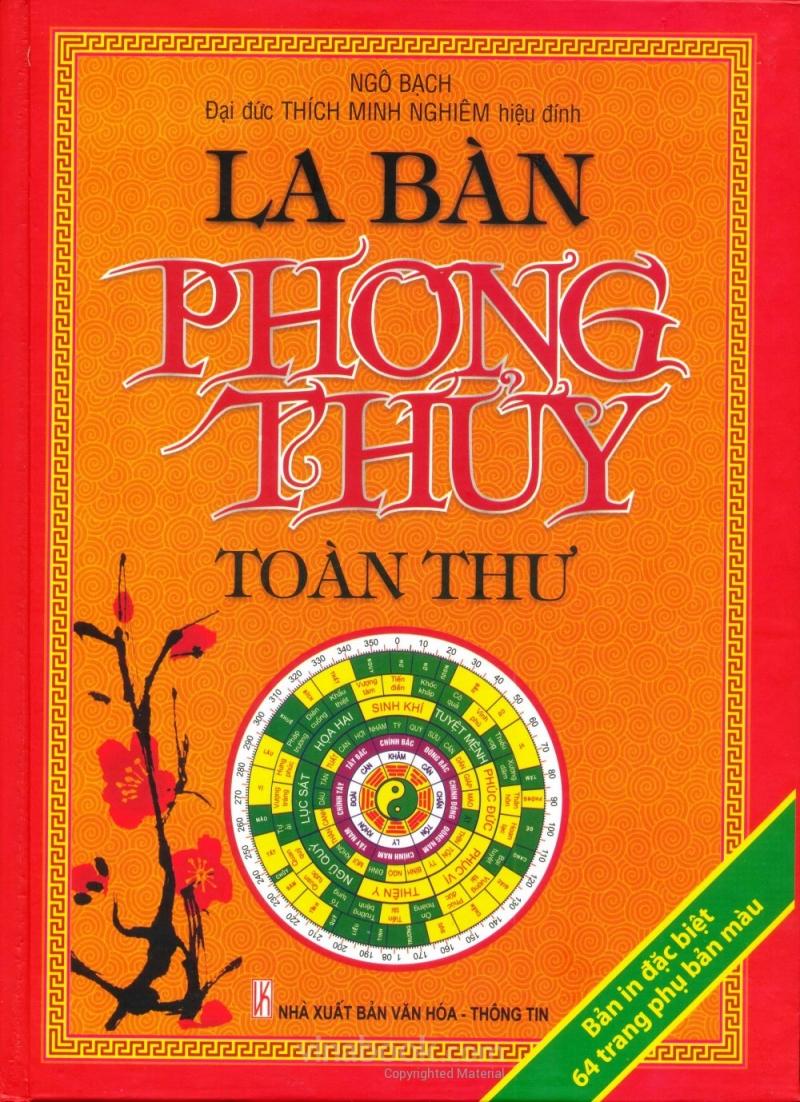 La Bàn Phong Thủy Toàn Thư - Ngô Bạch